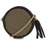 Topshop Round Pin Stud Crossbody Bag