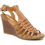 SALE -28% : Geox (Women) - DONNA GLICINE (Brown)