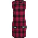 Esprit Streč. pouzdrové šaty, detaily vzhled kůže