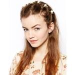 ASOS Pack of 10 Mini Flower Hairclips