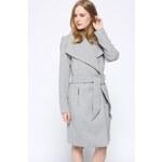 Vero Moda - Kabát - šedá