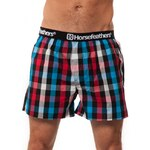 Horsefeathers Boxerky Apollo Red AA536A M