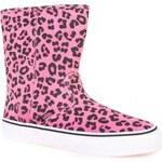 Vans Slip-On Boot (suede)leopard/aurora pink EUR 32.5