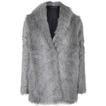 Topshop **Ecstacy Faux Fur Jacket by Religion