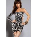 Lover Leopardí dámské šaty letní
