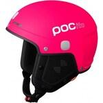 helma POC POCito Skull Light fluorescent pink + Doprava Zdarma