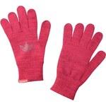 adidas GLAM GLOVES růžová 499 S