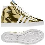 adidas BASKET PROFI OG EF W Leather zlatá Boty EUR 40