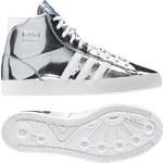adidas BASKET PROFI OG EF W Leather stříbrná Boty EUR 36