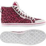 adidas HONEY MID W Synthetic růžová Boty EUR 42