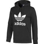 adidas ADI TREFOIL HOO černá XS