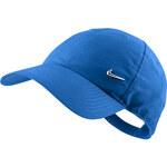 NIKE METAL SWOOSH CAP modrá