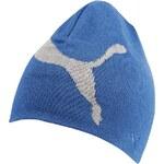 Puma Big Cat Beanie modrá 429