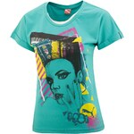 Puma Stylize The Music Tee modrá M