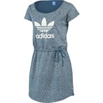 adidas EQ AO DRESS modrá 36