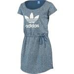 adidas EQ AO DRESS modrá 36