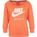 Nike GYM VINTAGE CREW oranžová L