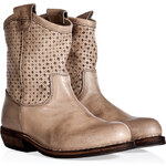 Fiorentini & Baker Leather Cowboy Boots