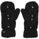 Roxy Zimní rukavice Shooting Star Mittens Anthracite ERJHN00029-KVJ0