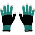 Hi-Fun Zelené rukavice na dotyková zařízení Hi-Glove AD11218-4