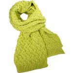 CAPU Zimní šála Green 28823-G