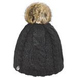 Brekka Zimní čepice Lurex Eco Pon BRF15F878-BLK