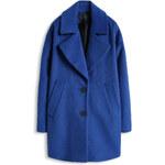 Esprit Manteau oversize ample en laine mélangée