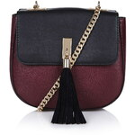 Topshop Tassel Saddle Bag