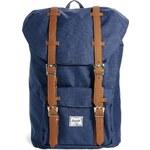 Herschel Little America Backpack in Navy