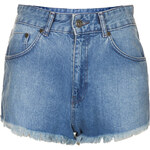 Topshop **Totty Denim Shorts by The Ragged Priest