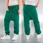 Dangerous DNGRS Ninja Sweat Pants Ultramarine Green XS