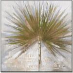 StarDeco (80x80) PALMS - ručně malovaný