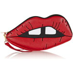 Topshop **Lips Clutch by Skinnydip