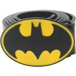 DC Comics Batman Print Belt Black/Yellow
