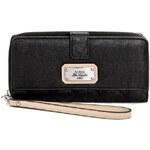 Velká dámská peněženka GUESS - Jinha SLG SWV492 92450 BLA