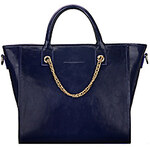LightInTheBox Women's Retro Simple Large Tote with Golden Chain