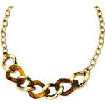 Lotus Style Dámský pozlacený náhrdelník LS1603-1/2