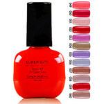 LightInTheBox Super Girl Gorgeous Soak Off UV Color Gel No.49-60 (1PCS 7ml, Assorted Colors)