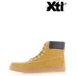 Skořicové kotníkové boty XTI 28706 EUR36