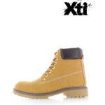 Skořicové kotníkové boty XTI 28821 EUR41