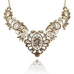 LightInTheBox Women's Vintage Lace Necklace