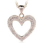 Vicca® Náhrdelník Big Heart Gold OI_140240_gos