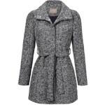 Orsay Buklé kabát s opaskem