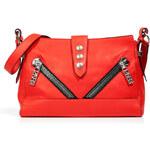 Kenzo Leather Shoulder Bag