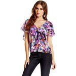 Guess by Marciano Halenka Chelsea Printed Top