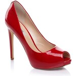 Guess Ansina Luster Patent Leather Shoe