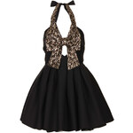 Topshop Roxy Kleid Von Jones And Jones - Gold