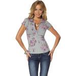 MELROSE Polo tričko, Melrose pestrobarevná - Normální délka (N)