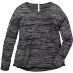 SHEEGO TREND Pulovr, sheego Trend šedý melír 52/54