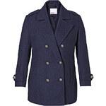 SHEEGO CASUAL Kabátek, sheego Casual námořnická modrá 46